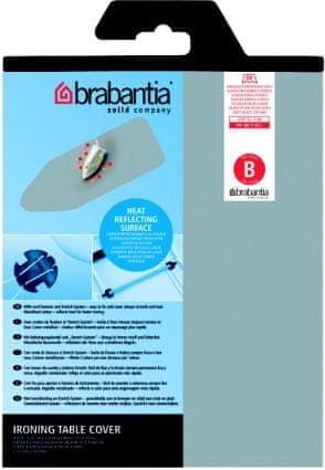 Brabantia potah s reflexní vrstvou 124 x 38 cm