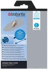 Brabantia potah s reflexní vrstvou 124 x 45 cm