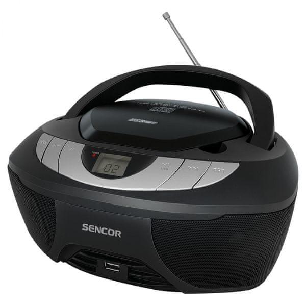 Sencor SPT 1400, černá