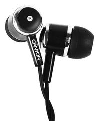 Canyon slušalke CNE-CEP01, črne