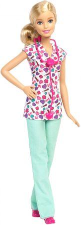 Mattel Barbie v povolání Zdravotní sestra