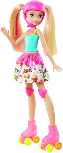 Mattel Barbie na bruslích