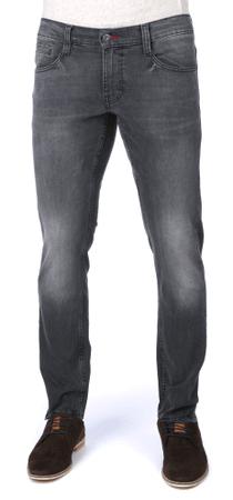 Mustang moške kavbojke 34/32 temno siva
