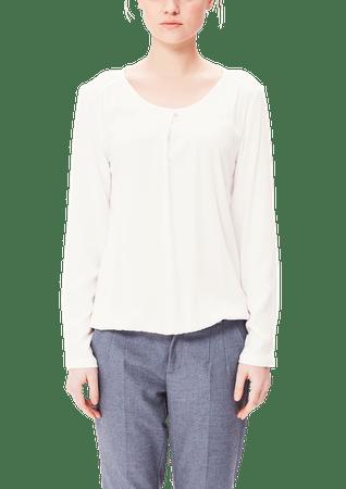s.Oliver női póló 42 krém