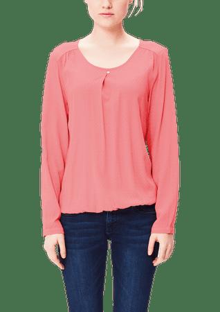 s.Oliver női póló 42 rózsaszín