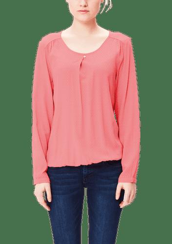 236fd4b61cf s.Oliver dámské tričko 40 růžová