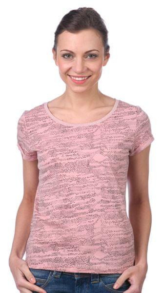 s.Oliver dámské bavlněné tričko XS lososová