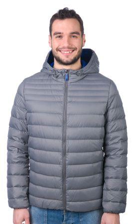 Geox moška jakna 52 siva