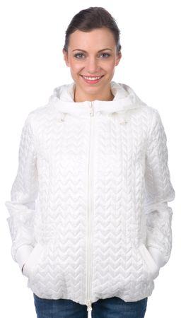 Geox ženska jakna M bela