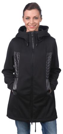 Geox ženski plašč XL črna