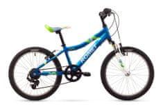 """Romet rower dziecięcy Jolene Kid 20"""" niebieski S model 2016"""