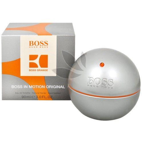 Hugo Boss In Motion - EDT - SLEVA - bez celofánu 90 ml