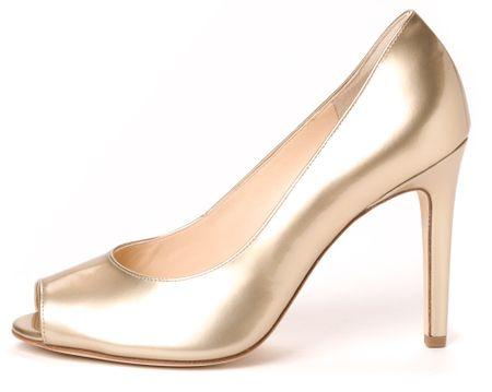 Högl ženski salonarji 37,5 zlata