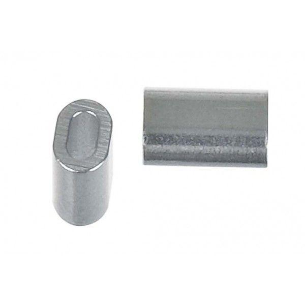 Unicat hliníkové objímky Single Sleeve Aluminium