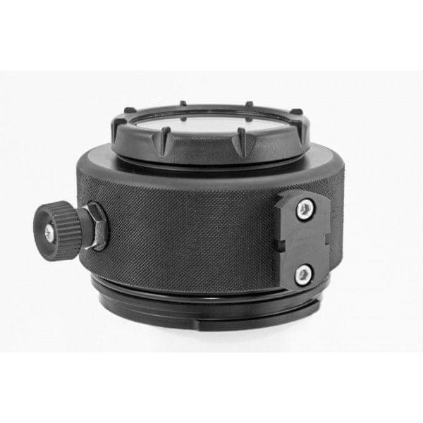 NIMAR Port plochý pro objektivy Canon 18-55mm a 50mm/60mm makro objektivy se zoomem na pouzdro NIMAR D-SLR, NIMAR