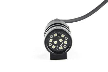 GRALMARINE Lampa LED 8, 80 W VIDEO hlava GRALMARINE
