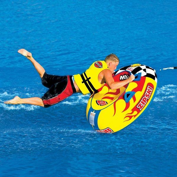 KWIKTEK Kluzák vodní tažný kruh Zip Ski, KWIKTEK