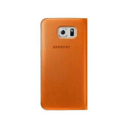 Samsung preklopna torbica za Galaxy S6 G920, oranžna