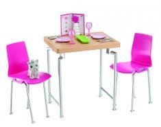 Mattel Barbie Nábytok Romantická schôdzka
