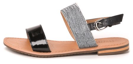 Geox dámské sandály Sozy 38,5 černá