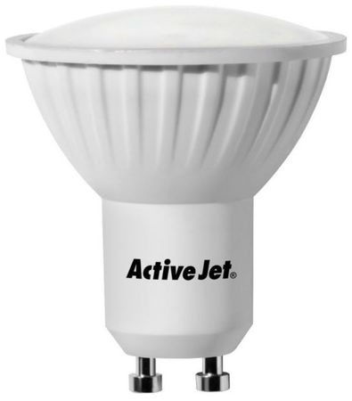 ActiveJet LED žarnica, 4,5W, GU10, topla svetloba