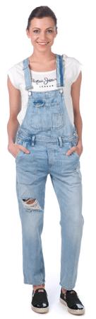 Pepe Jeans dámský overal Jodie XS modrá