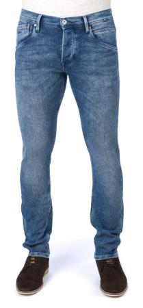 Pepe Jeans moške kavbojke Track 38/32 modra