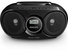 PHILIPS AZ318B/12 hordozható CD lejátszó MP3/USB