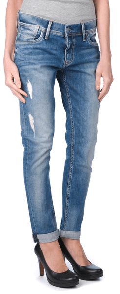Pepe Jeans dámské jeansy Joey 30/30 modrá