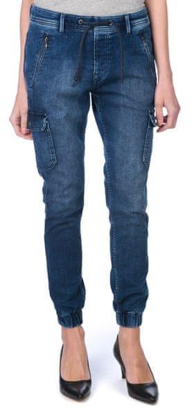 Pepe Jeans dámské jeansy Lush 31 modrá