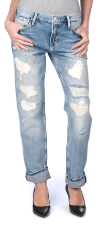 Pepe Jeans ženske kavbojke Betsie 25/30 modra