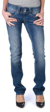 Pepe Jeans női farmer Venus 26 34 kék  169b012c9b