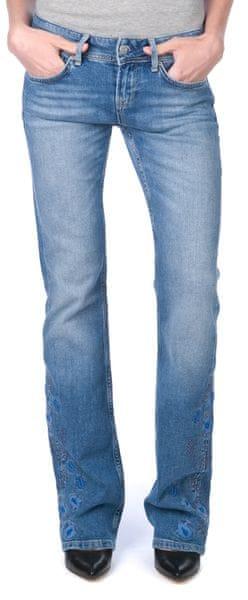 Pepe Jeans dámské jeansy Jojo 30/32 modrá