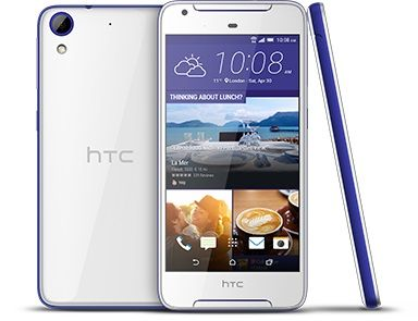 HTC Desire 628, Dual SIM, 32 GB, Cobal White