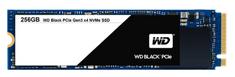 WD SSD trdi disk Black PCIe, 256GB (WDS256G1X0C)