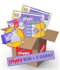 Bella Happy Start Box Mini Higiéniai csomag