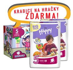 Bella Happy Junior Big Pack - 116 ks