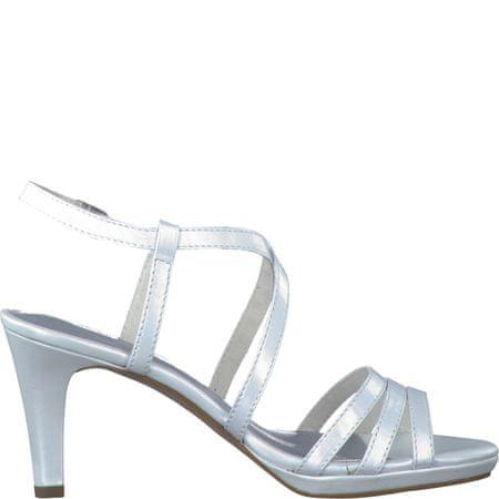 ec5feedaf252 Tamaris dámske sandály 36 biela - Diskusia