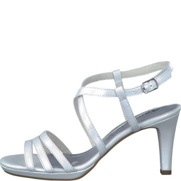 Tamaris dámské sandály 41 bílá