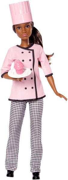 Mattel Barbie povolání Cukrářka