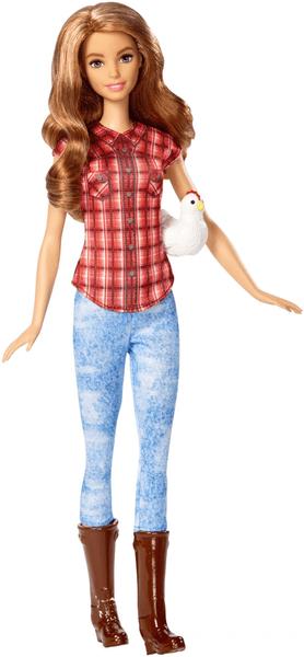 Mattel Barbie povolání Farmářka