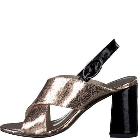 Tamaris ženski sandali 40 črna