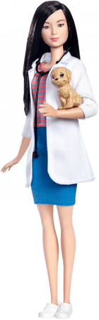 Mattel Barbie povolání Veterinářka
