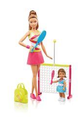 Mattel Barbie tenisz szett