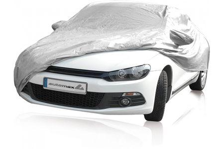 Najlonsko pokrivalo za avto s podlogo, velikost M
