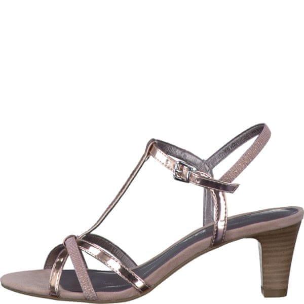 Tamaris dámské sandály 41 růžová