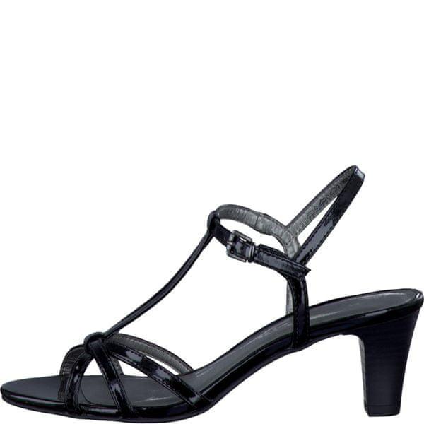 Tamaris dámské sandály 41 černá