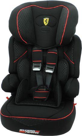 Ferrari Beline SP Luxe Black Autósülés