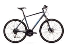 "Romet rower crossowy Orkan 4.0 M 28"" grafit M 19"" model 2016"
