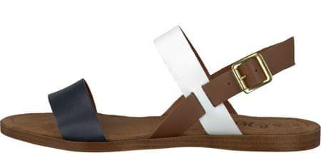 s.Oliver ženske sandale 40 smeđa